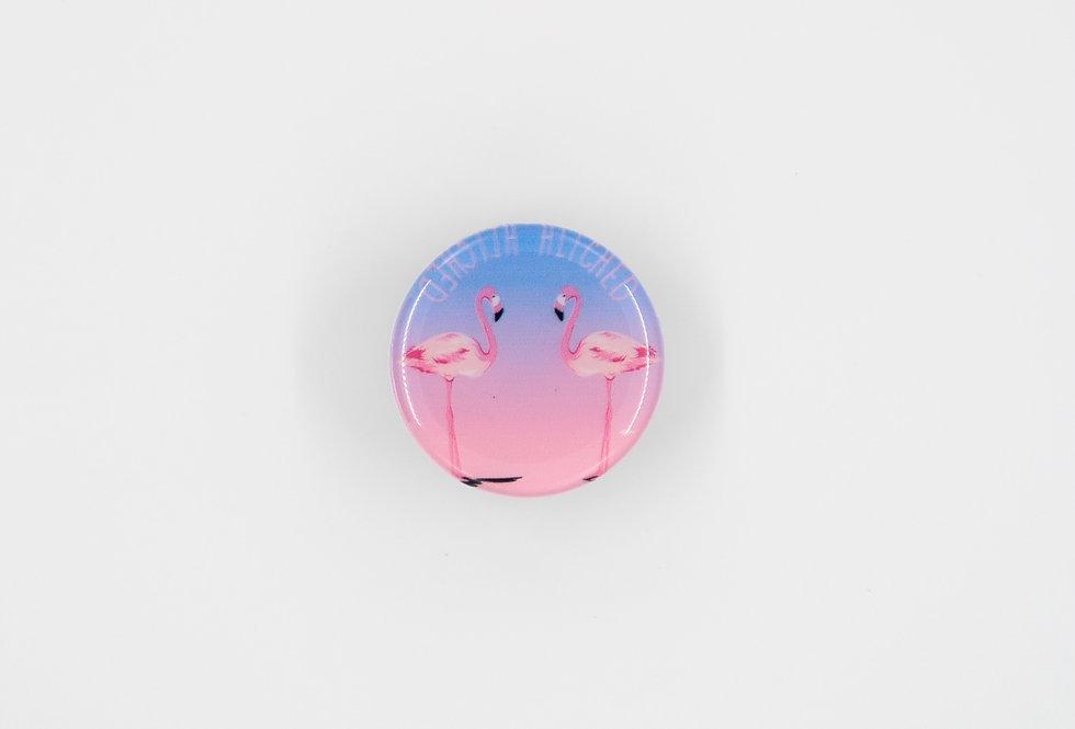 Попсокет Розовый фламинго #6