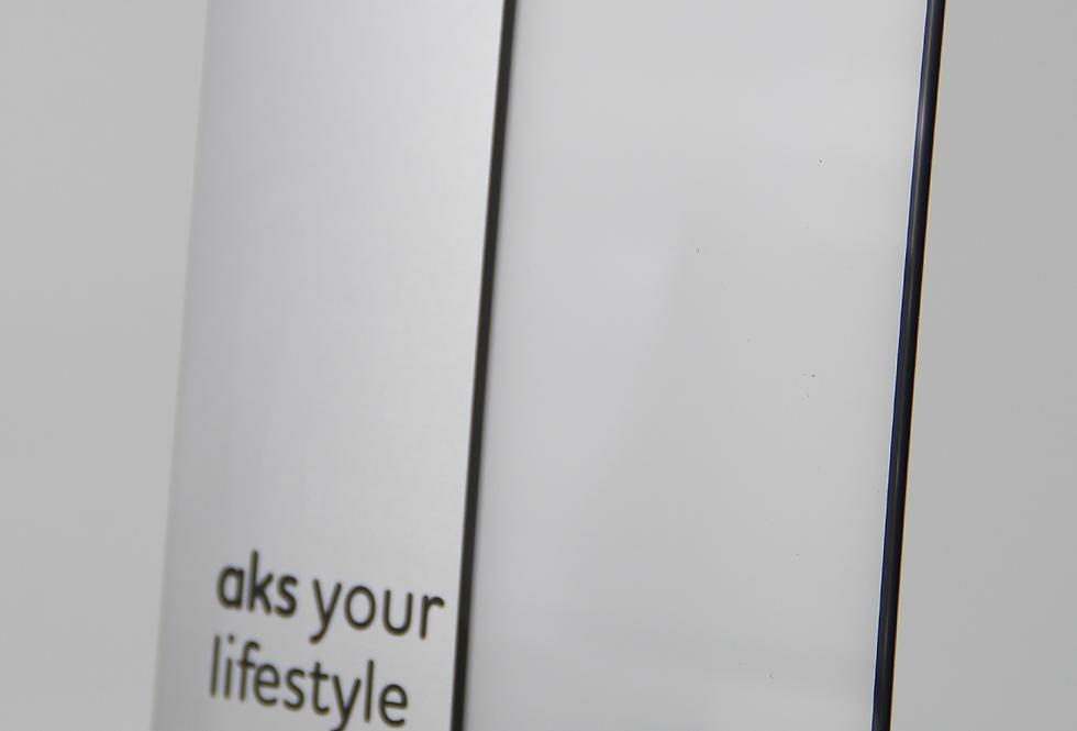Защитное стекло aks! 3D для iPhone XS Max