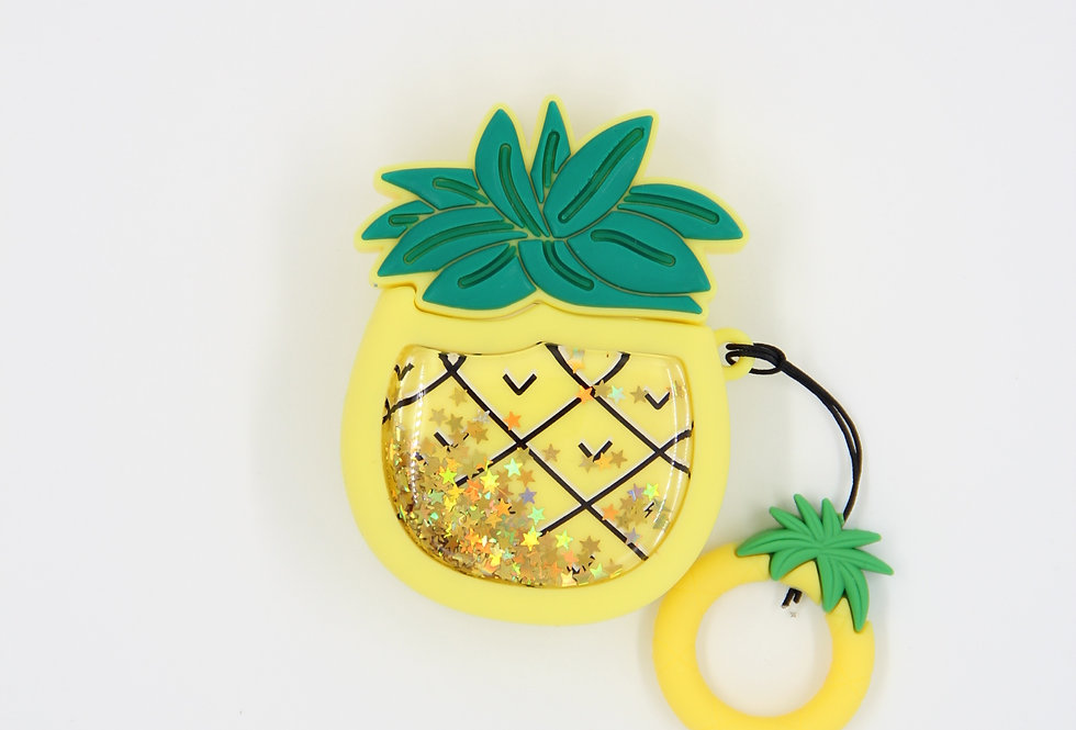 Чехол на AirPods (Pineapple)