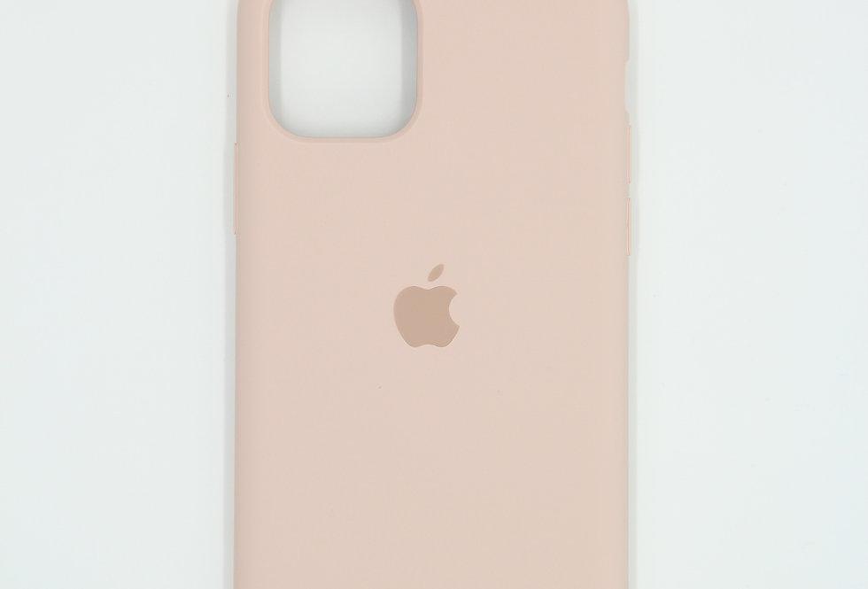 Силиконовый чехол на iPhone 11 (Silicone case)