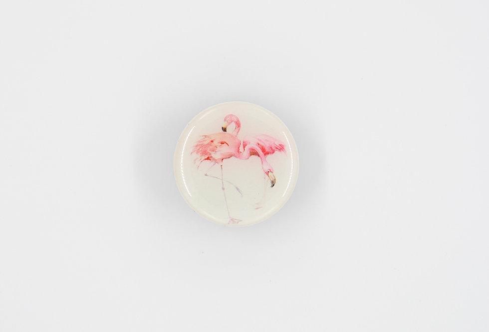 Попсокет Розовый фламинго #12