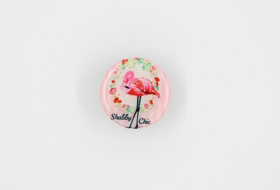 Попсокет Розовый фламинго #11