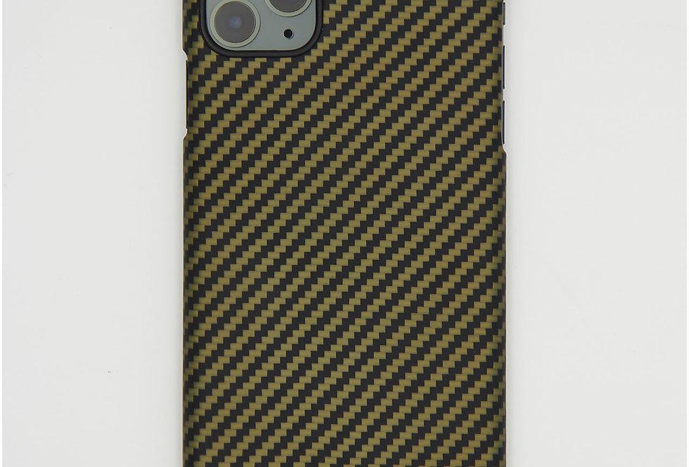 Кевларовый чехол на iPhone 11 Pro Max PITAKA MAGCASE 6.5