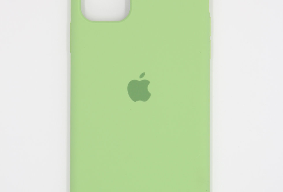 Силиконовый чехол на iPhone 11 Pro Max (Silicone case)