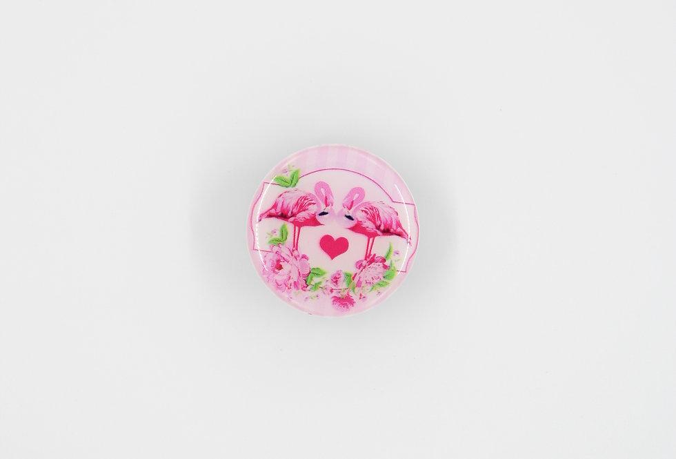 Попсокет Розовый фламинго #14