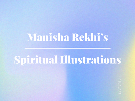 Manisha Rekhi's Spiritual Illustrations