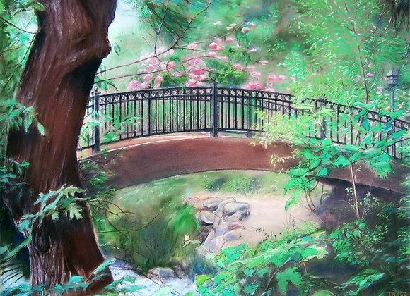 Bridge on Ashland Creek