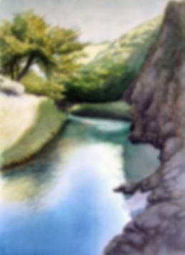 Coastal Creek, Big Sur.jpg