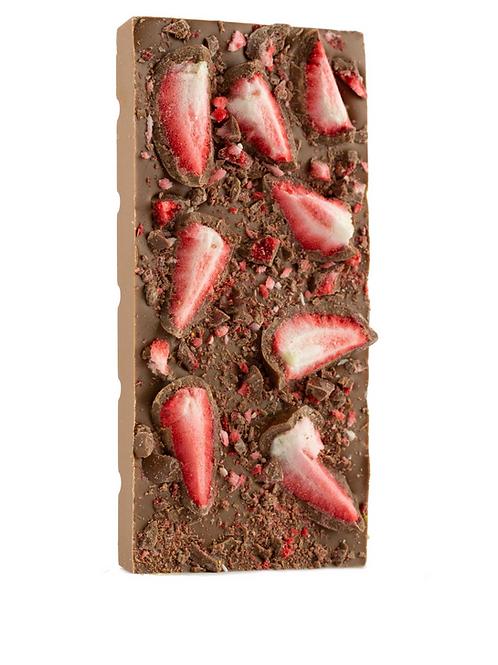 Strawberry Chocolate Block