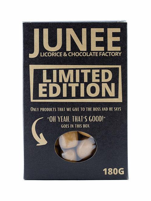 Caramel Chocolate Coated Licorice