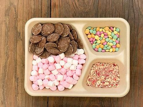 DIY Kit Rocky Road - MILK CHOCOLATE