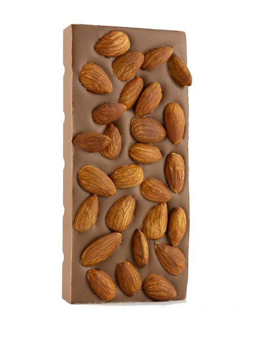 Almond Chocolate Block