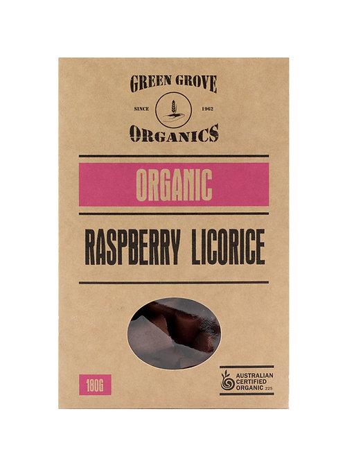 Raspberry Licorice