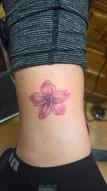 Walk-In Flower