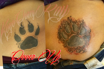 Fresh Tatttoo...