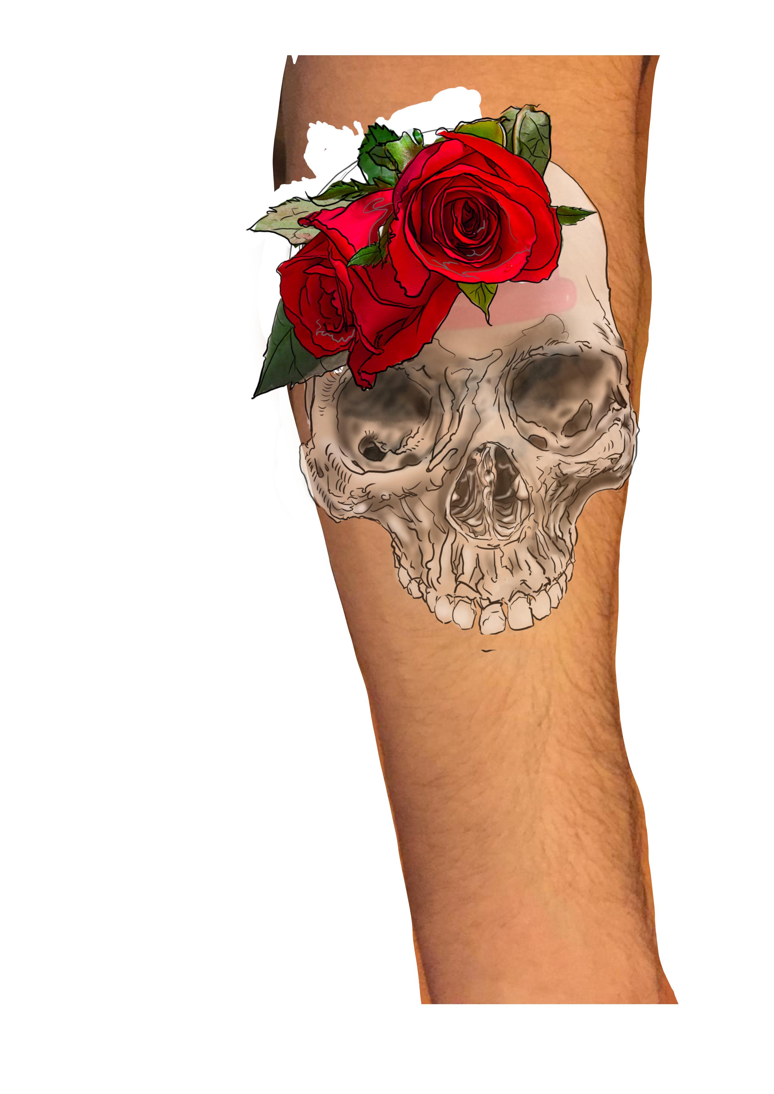 skull cover #2