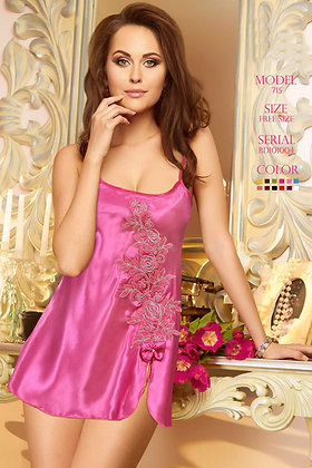 Satin and Lace Sleepwear