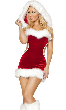 Christmas Dress Curvy
