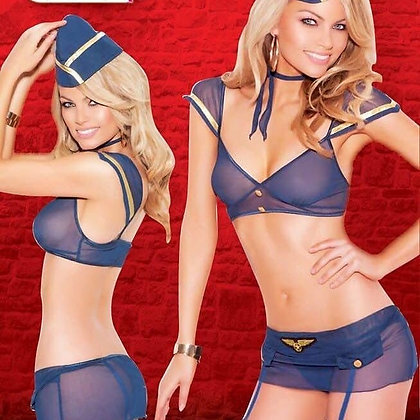 MILE HIGH MISTRESS LINGERIE COSTUME