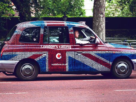 Taxi wrap advertising - 5 advantages over billboard adverts