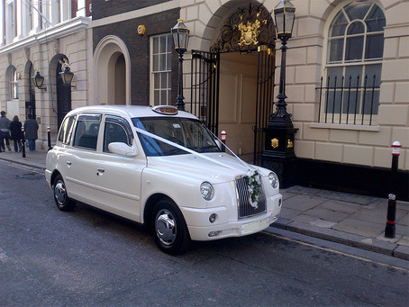 Do you need transportation for a wedding? - The London Cab Company