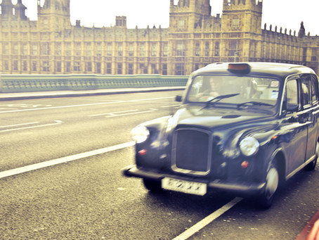 A London Black Cab Staycation