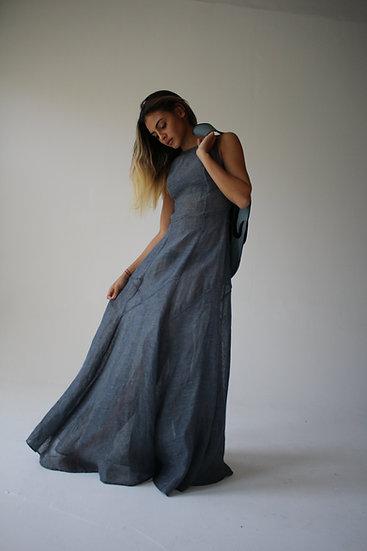 Acacia Dress Linen