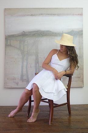 Cotton Sun Dress