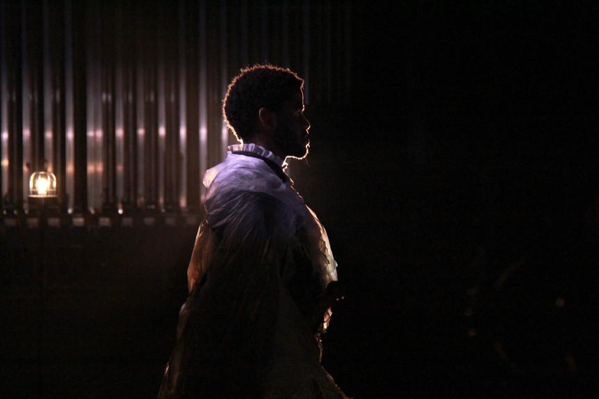'Ghost Lights' - Hamlet