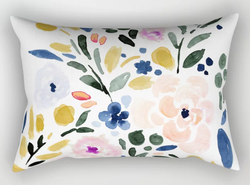 Sierra Floral Pillow