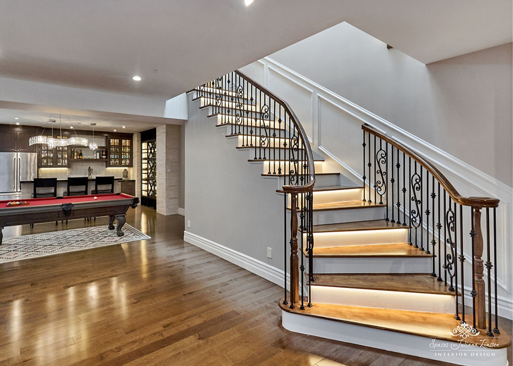Stairway Lighting Design