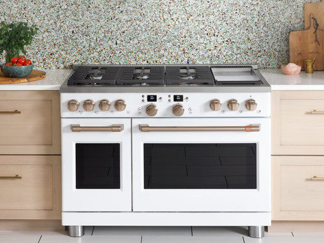 Top 5 Appliance Trends for 2021