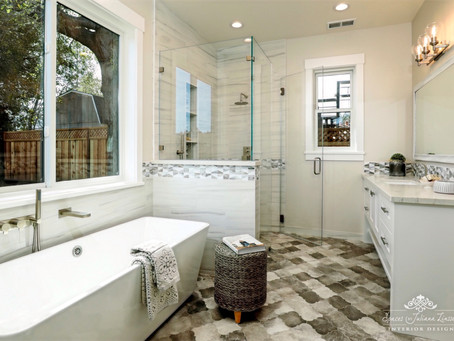 Bathroom Flooring: The Best (and Worst!) Materials