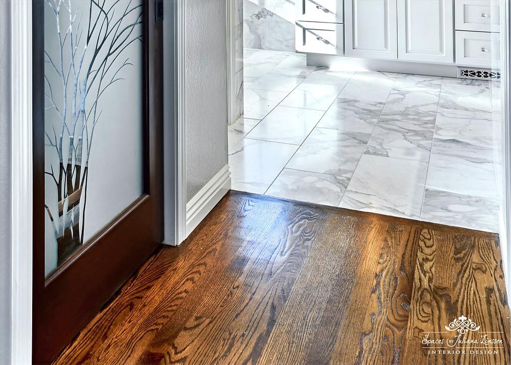 engineered wood flooring bathroom