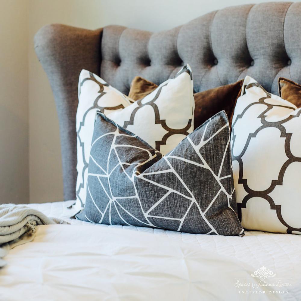 Pillow Pattern Mix
