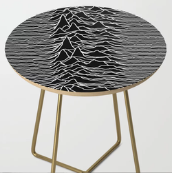 Joy Division Side Table