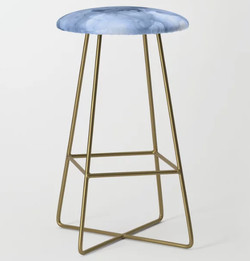 Stormy Weather Bar Stool