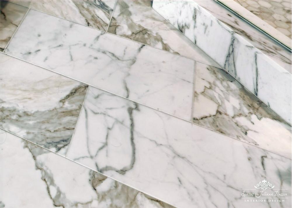 marble flooring bathroom