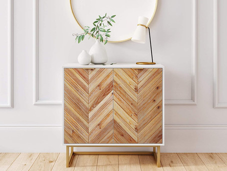 10 Chic Furniture Pieces You'll Never Believe You Can Buy on Amazon