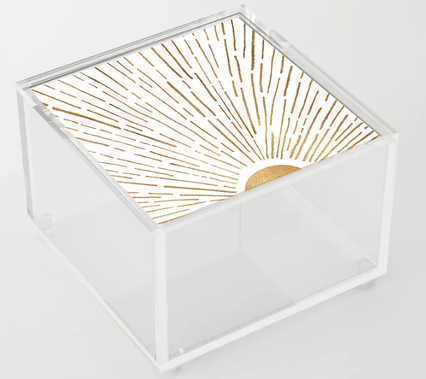 Modern Acrylic Boxes