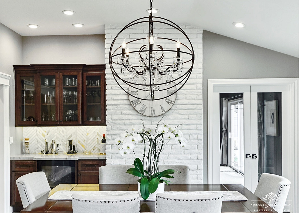 Dining Room Lighting Design