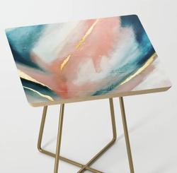 Celestial Side Table