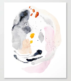 Thoughtform Canvas Print