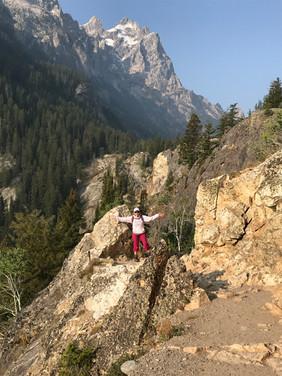 Jenny Lake Hike - Teton Nat'l