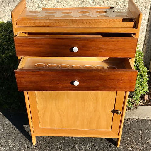 Mini Bar Cabinet for small spaces