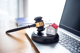 Online auction real estate mortgage auct