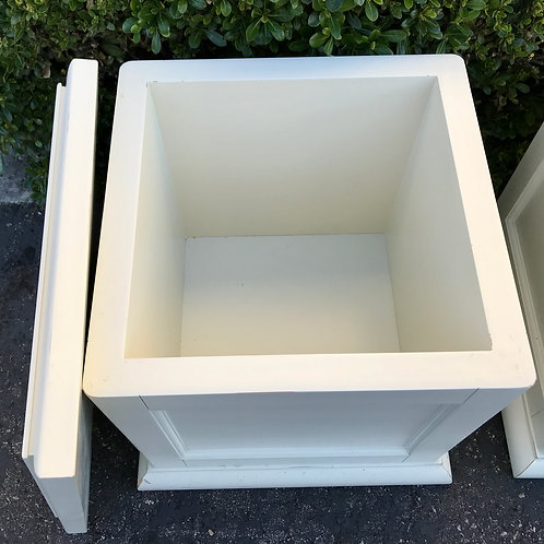 Storage Cube End Tables