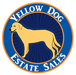 YELLOW DOG ESTATE SALES LOGO
