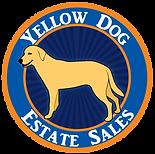 YELLOW DOG ESTATE SALES LOGO
