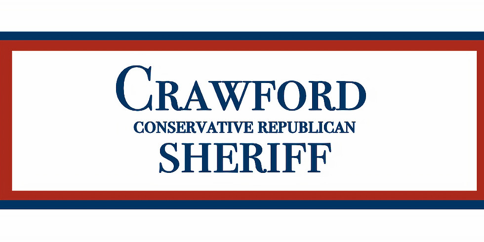 Meet & Greet with Mike Crawford for Sheriff